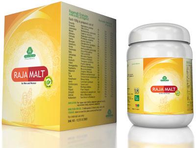 Rajamalt Granules sugar free